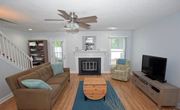 Living Room 107 S McLean